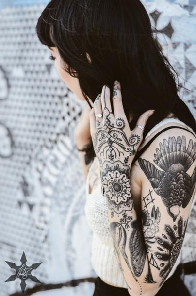 tattoo hannah pixie snowdon shirt