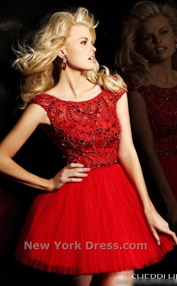 Sherri Hill 2814 Dress - NewYorkDress.com