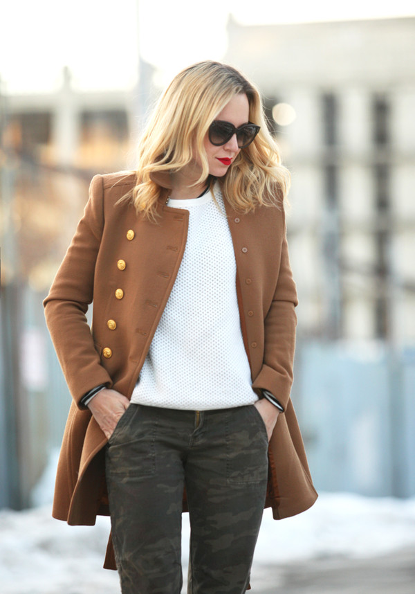 brooklyn blonde sweater pants shirt shoes sunglasses jewels