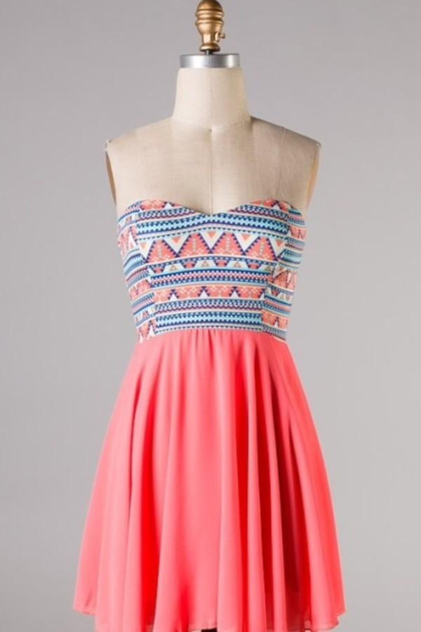 dress aztec summer dress