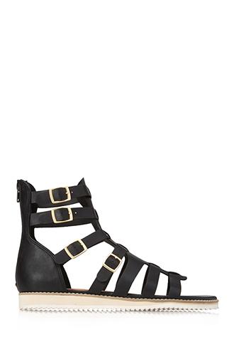 Favorite Gladiator Sandals   FOREVER 21 - 2000108240