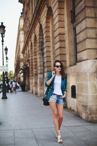 shoes jewels bag jacket sunglasses t-shirt style scrapbook