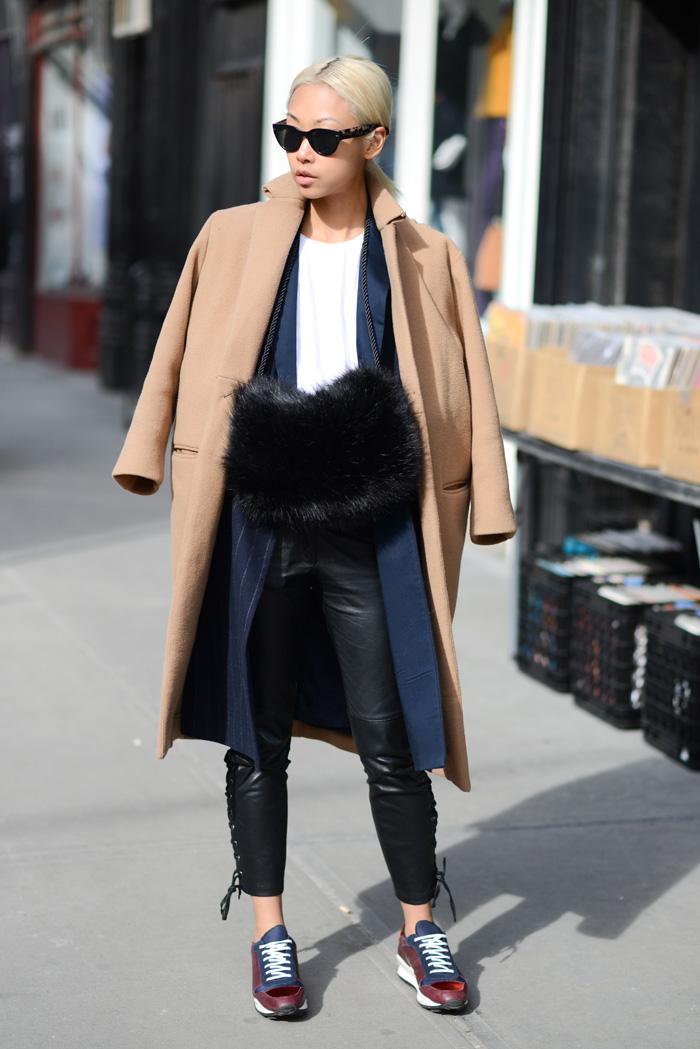 Topshop Canada Faux Fur Muff Accessory | The Haute Pursuit