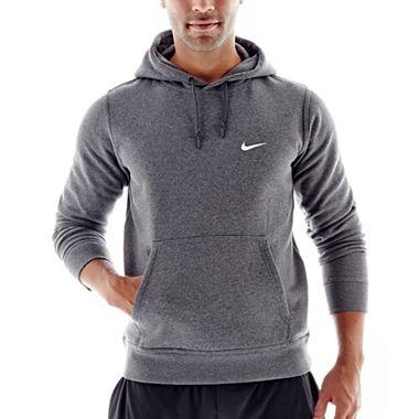 Nike® Fleece Pullover Hoodie - JCPenney