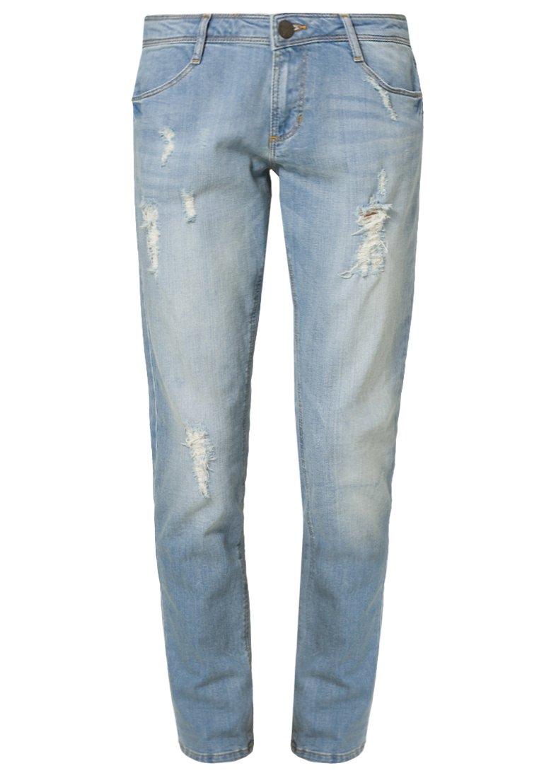 Gestuz MAJA - Jeans Relaxed Fit - light blue - Zalando.de