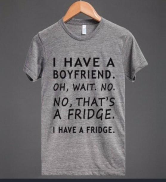 shirt grey t-shirt style