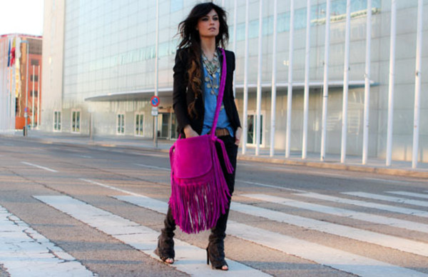 madame rosa jacket shirt pants bag shoes jewels