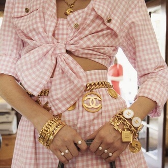 top chanel pink
