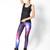 Galaxy Purple Leggings | Black Milk Clothing