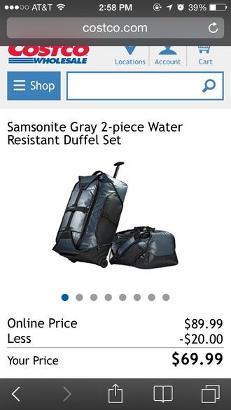 bag duffel bag luggage travel duffel mens holdall