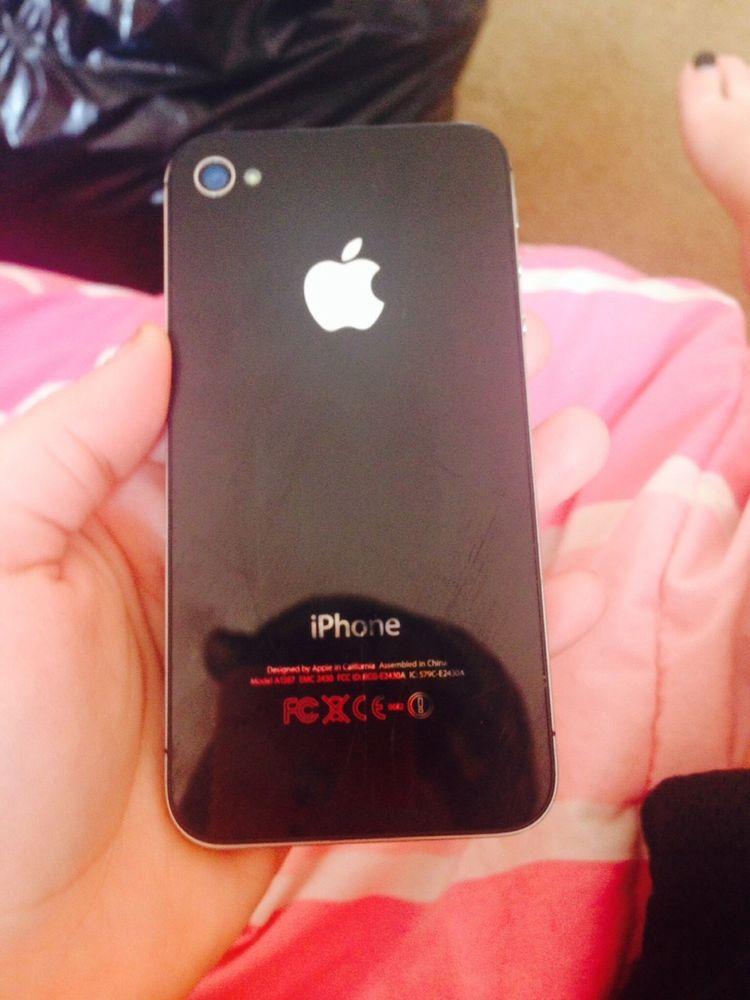 Apple iPhone 4S 8GB Black Unlocked Smartphone | eBay