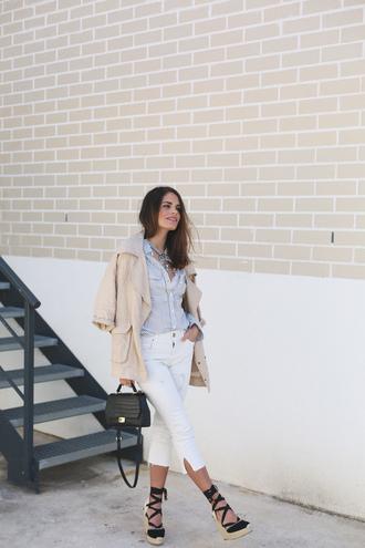 seams for a desire blogger coat shirt jeans shoes bag t-shirt jewels underwear