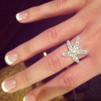 jewels stars ring