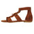 Tassilia Suede Sandals   Outfit Made