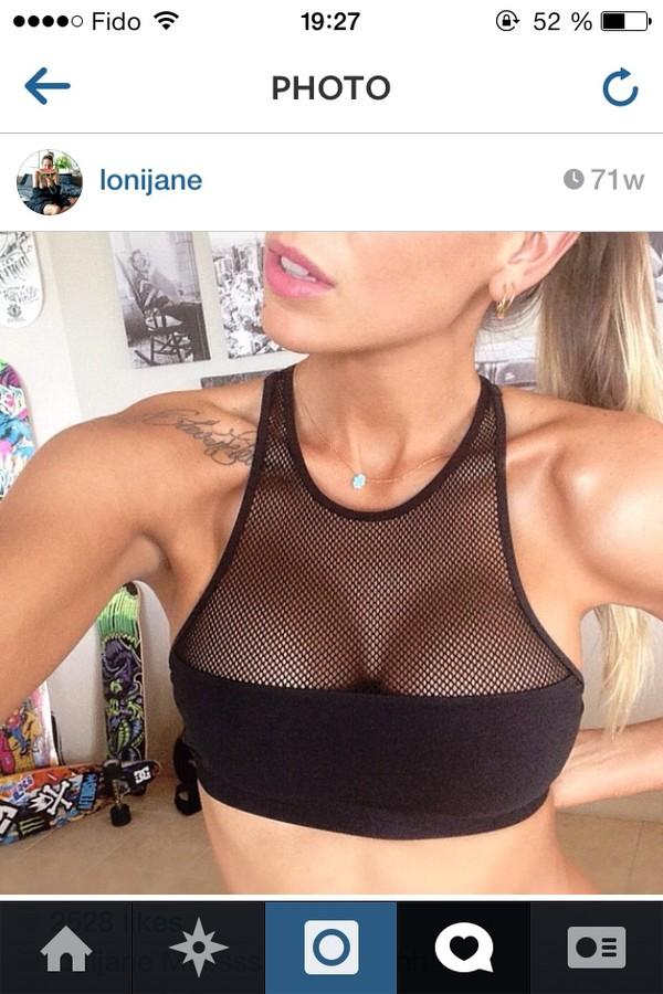 tank top swimwear mesh mesh crop tops swimwear swimwear bikini bikini top