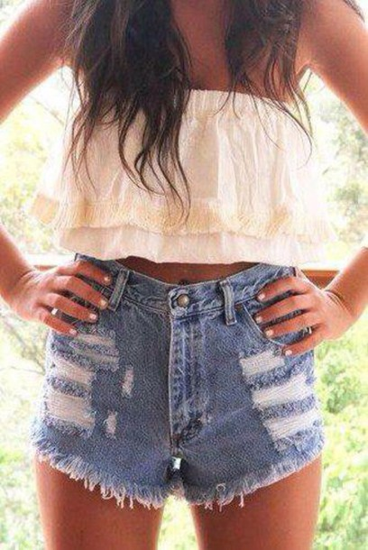 top shorts summer shorts summer top white top High waisted shorts style fashion jacket dress