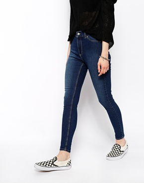 Cheap Monday | Cheap Monday Spray On Super Skinny Jeans at ASOS