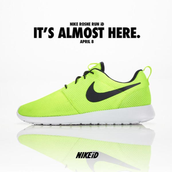Nike Roshe Run iD | Sneakers Madame