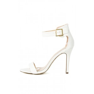 Breckelle's Sydney-21 Ankle Strap Heels | MakeMeChic.com