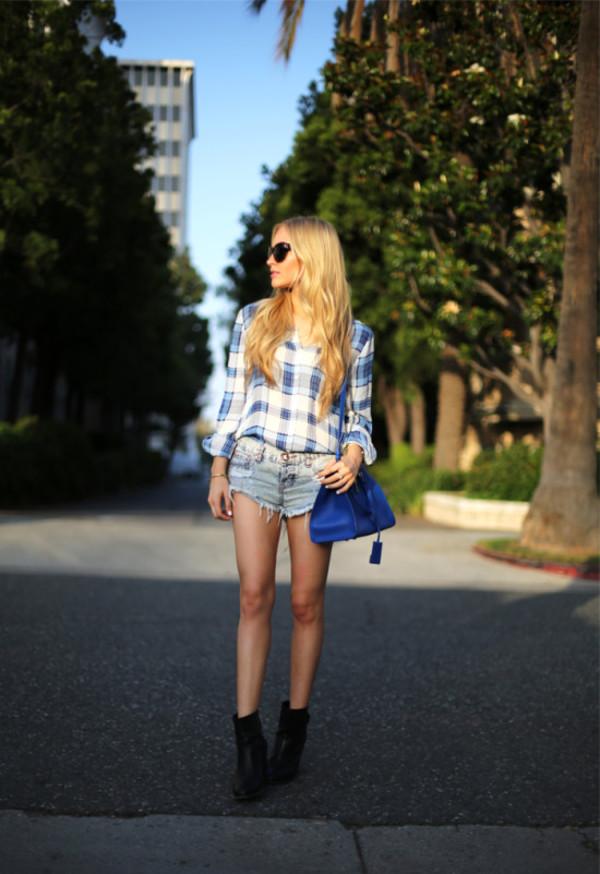 angel food bag shoes sunglasses shirt shorts