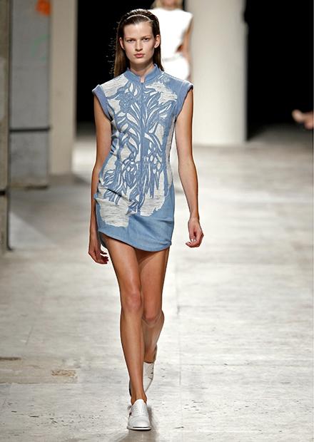 Barbara Bui Summer 2014 Dress | Star Style