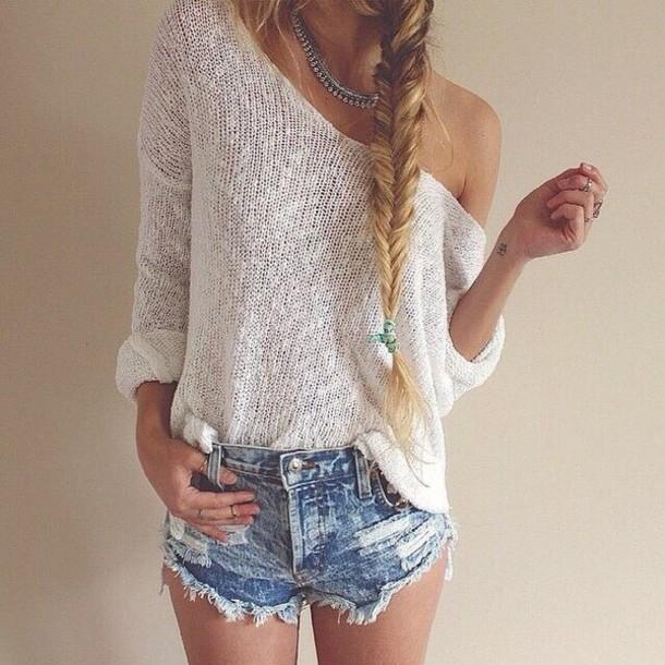 shirt sweater