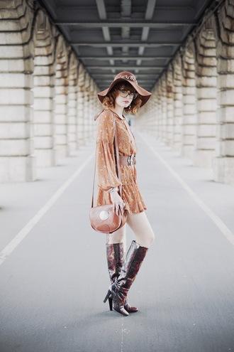 miss pandora dress belt bag hat jewels coat shoes