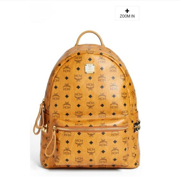bag mcm backpack