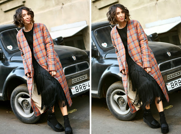 trivial insanity shoes skirt t-shirt coat jewels