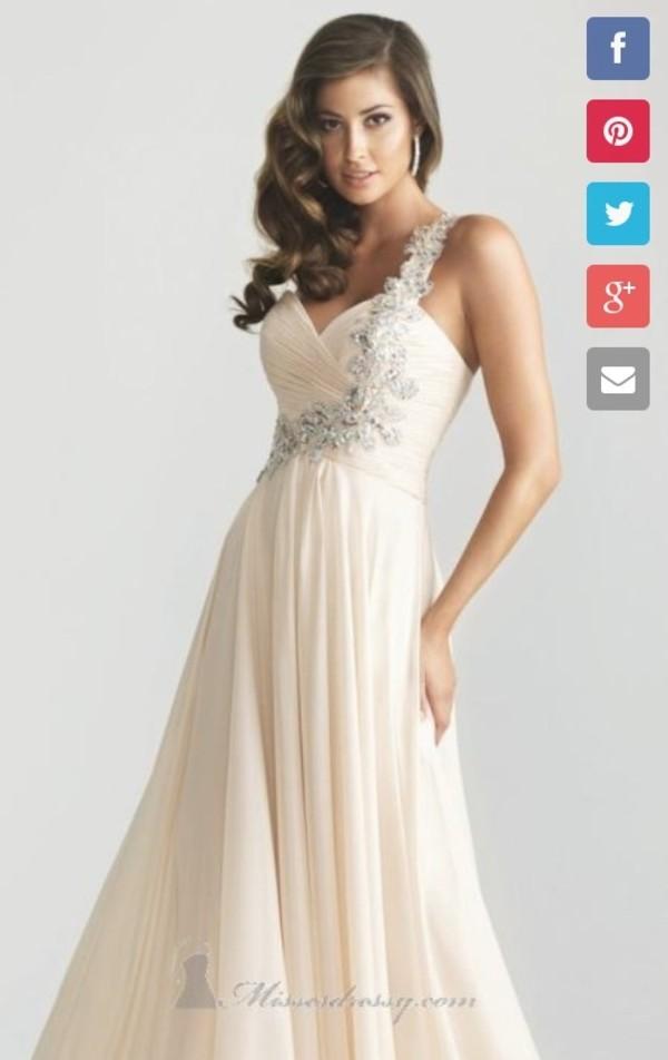dress prom dress beige dress nude dress dress pretty