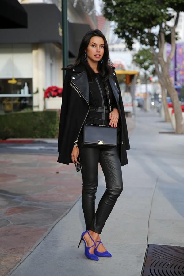 viva luxury shoes pants t-shirt coat bag belt jewels nail polish