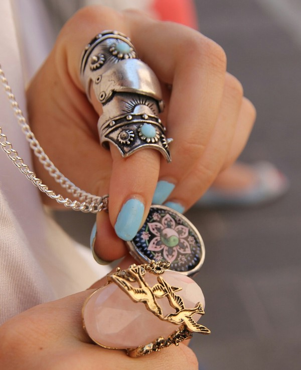 jewels ring ring jewls jewelry long ring necklace cute pretty lovely gorgeous