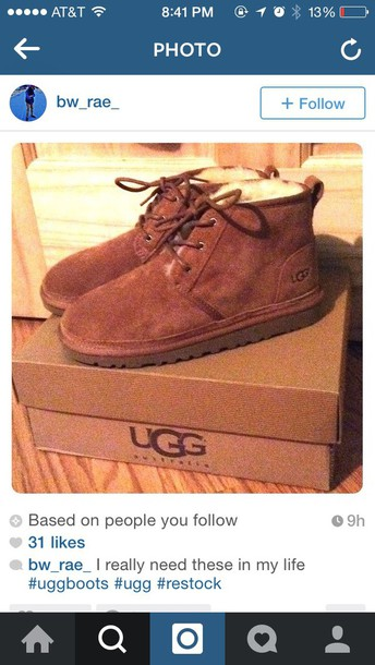 shoes uggboots
