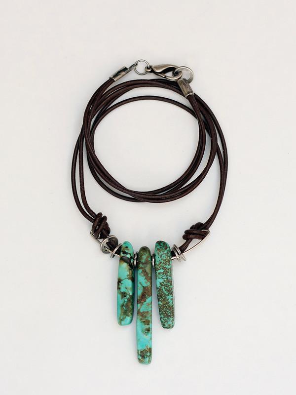 jumpsuit necklace