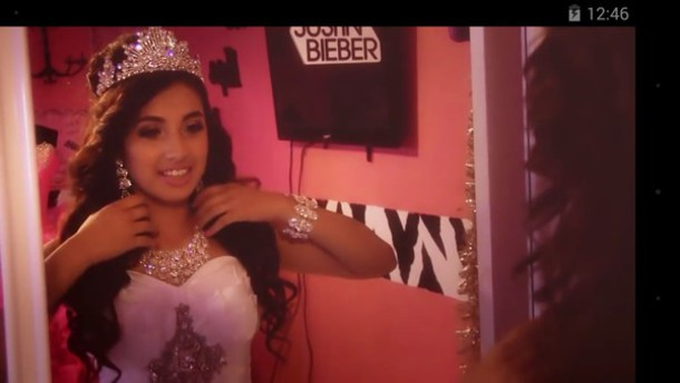 hair accessory crown tiara beautiful jewel quinceanera dress