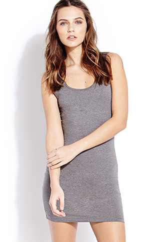 Favorite Sleeveless Bodycon Dress | FOREVER21 - 2000064530