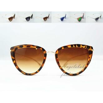 sunglasses aviator sunglasses retro sunglasses sunnies accessories accessory tortoise shell sunglasses tortoise shell cat eye glasses