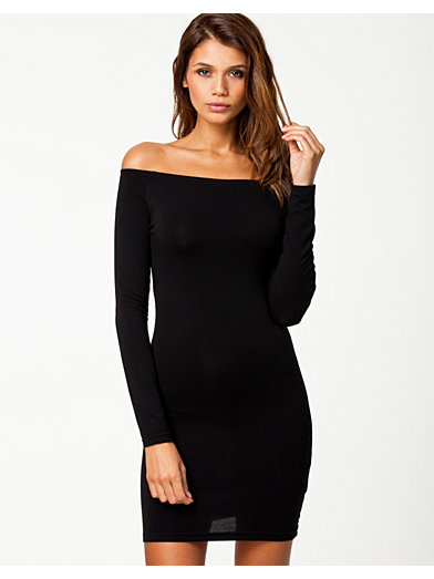 Catch Up Dress - Nly Trend - Zwart - Feestjurken - Kleding - Zij - Nelly.com