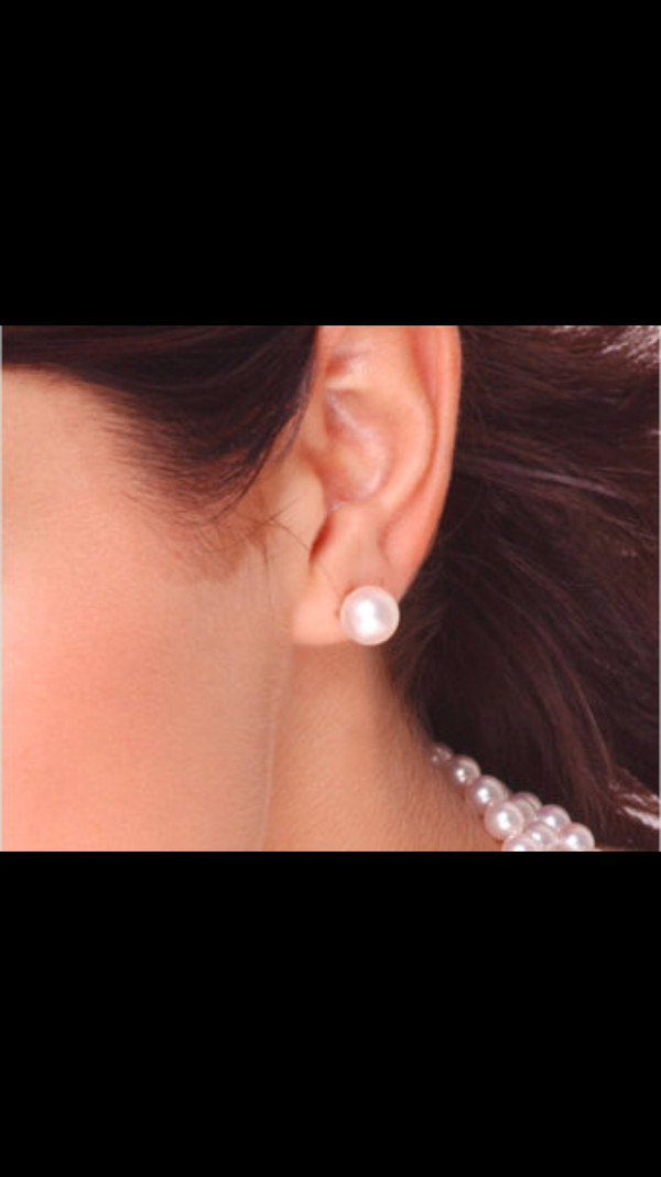 jewels earrings pearl