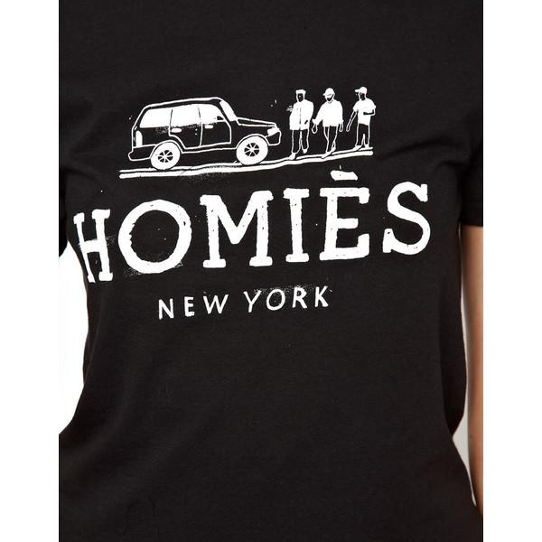 Reason Homies T-Shirt - Polyvore