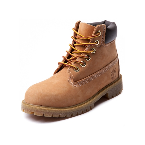 Tween Timberland 6 Classic Boot, Wheat, at Journeys Shoes