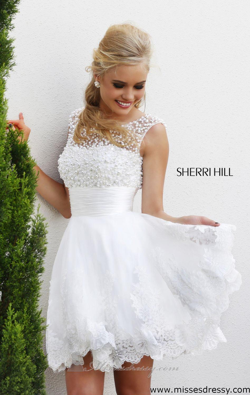 Sherri Hill 4302 Robe - MissesDressy.com