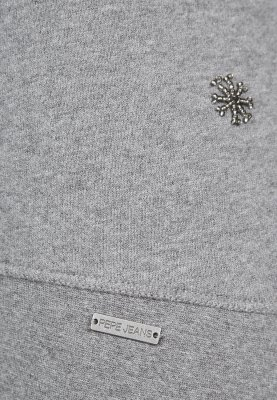 Pepe Jeans GLOSSY - Sweatshirt - gris - ZALANDO.FR