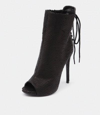 Ashtyn Black Venom by Tony Bianco Shoes Online from Styletread