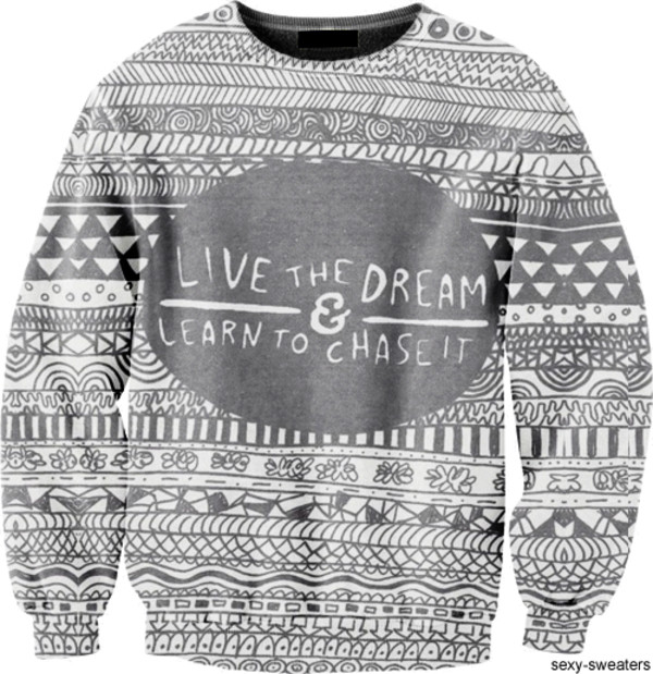 sweater dream life