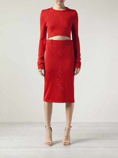 Calvin Klein Collection Knit Sweater - The Webster - Farfetch.com