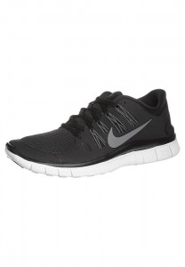 Black Friday Online Deals USA Men's Nike Performance Nike Free 5.0 Trainers Black Silver Grey