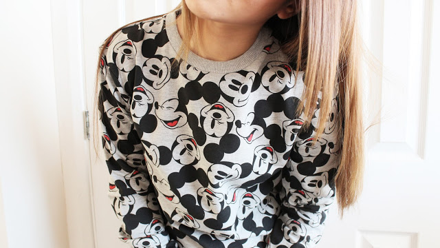 STYLESUZI : Primark Mickey Mouse Sweater