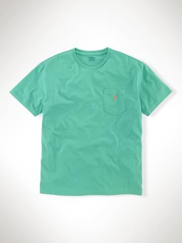 Classic-Fit Pocket T-Shirt - Tees  Sweatshirts & T-Shirts - RalphLauren.com