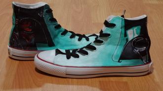 shoes star wars darth vader sith stormtrooper star wars shoes